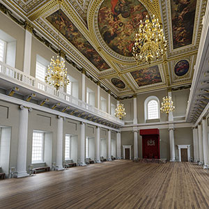 The Banqueting House, Whitehall