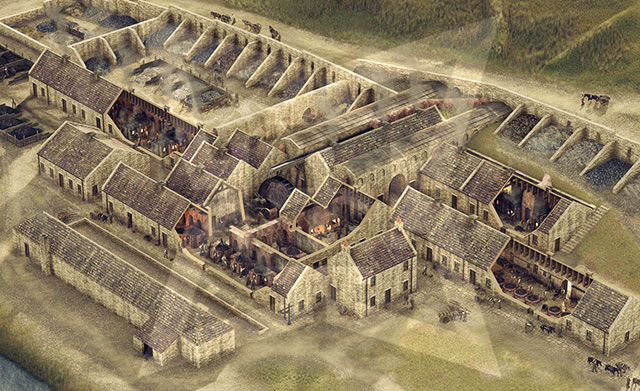 Illustrations and Historical Reconstructions by Bob ...